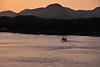 Arriving in Skagway, Alaska - Sunrise