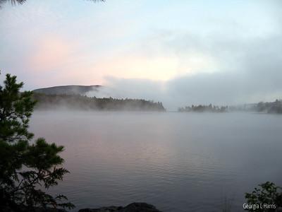 Pierce Pond, A.T. in Maine