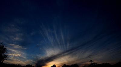 Sunset 4-18-14