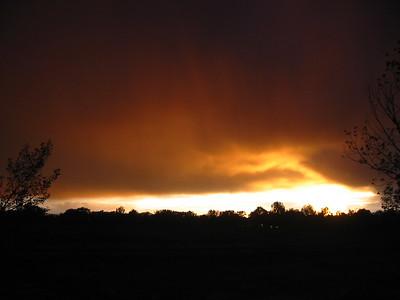Sunset 6-27-07
