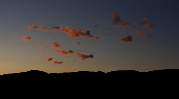 Sunset at the Great Sand Dunes National Park