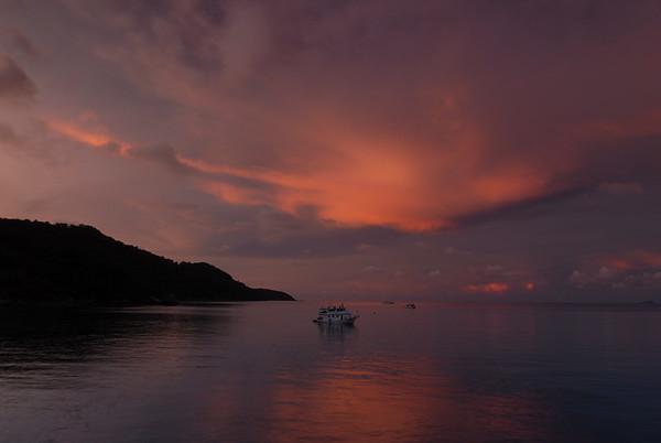 Sunsets, Sunrises, Cloudscapes