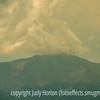 Clouds Boiling Off Pike's Peak