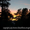 Sunset from my deck