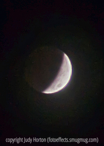 Lunar Eclipse, Oct. 8, 2014