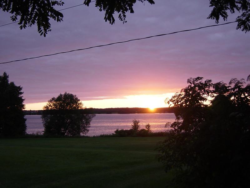 Sunsets (ogdensburg)