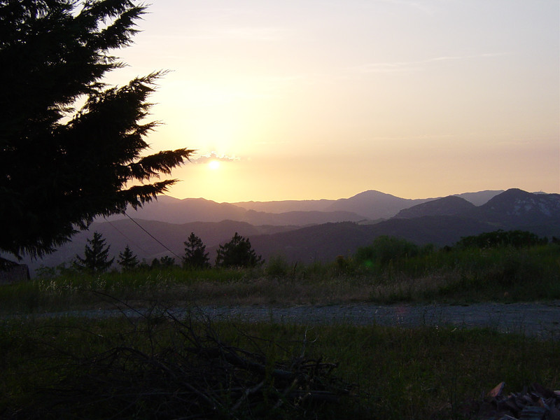 Sunsets (Italy)