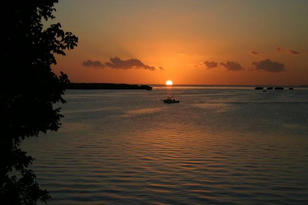 Sunsets in the Keys Nov. 2004