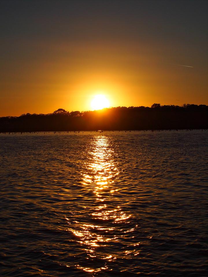 Lake Fork Sunset  Order Code: B1