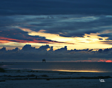 2009 Dauphin Island Sunset
