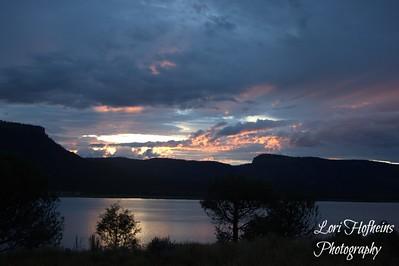 El Vado Lake State Park, NM