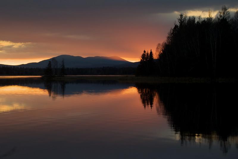 Flagstaff Lake, Bigelow Preserve, ME