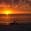 Incredible sunsets on Anna Maria Island