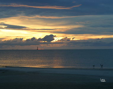 DI Sunset 2009
