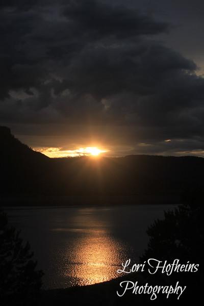 El Vado Lake, New Mexico