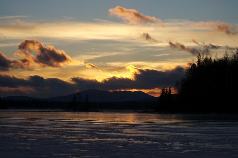 Flagstaff Lake, Stratton, ME