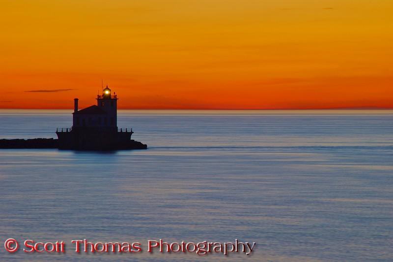 West Pierhead Lighthouse I