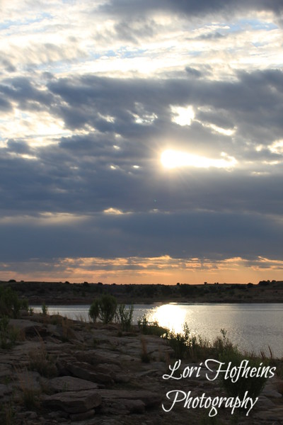 Sumner Lake, Fort Sumner, New Mexico.