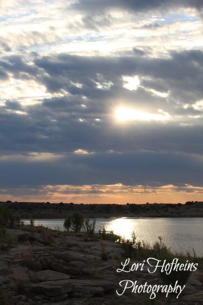 Sumner Lake, Fort Sumner, New Mexico.