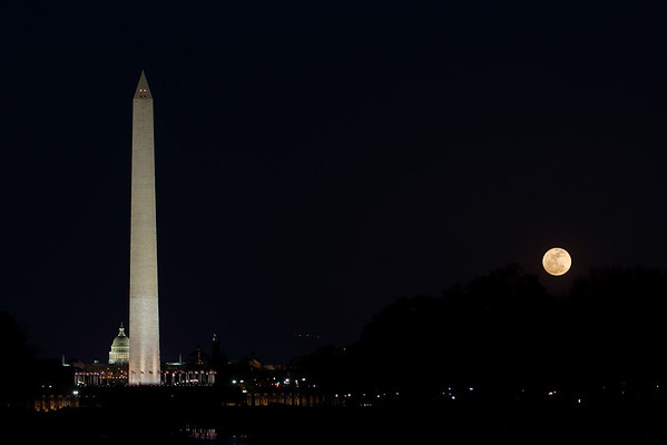 Super Moon, March 2011