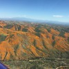 The traffic on I-15 next to these hills was at a standstill. So glad to be flying above it all. Much better view!