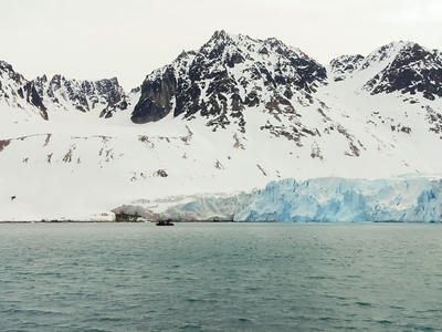 Magdalenefjorden, Svalbard June, 2014