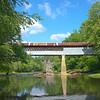 "Swann Covered Bridge<br /> <br /> Link to Swann covered Bridge @   <a href=""http://www.exploresouthernhistory.com/swann.html"">http://www.exploresouthernhistory.com/swann.html</a>     It is scheduled to be open September 2012 and is a great photo opportunity site for the bridge, the river, wildflowers and critters."