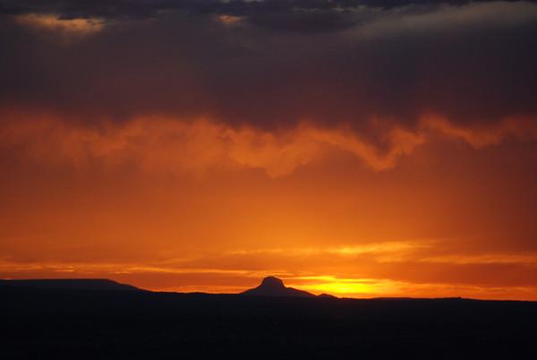 Cloud, Sunset & Storm