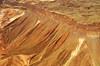 Slope of a mesa among the mountains near Las Vegas Nevada