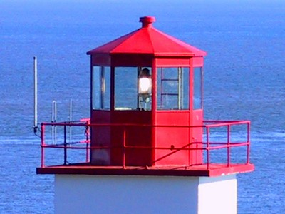 WEST QUACO LIGHTHOUSE