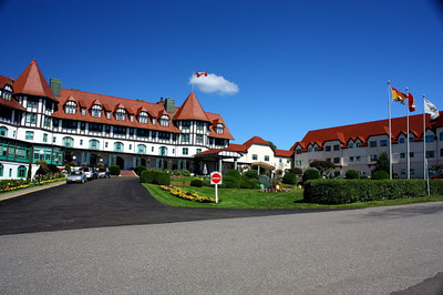 THE ALGONQUIN FIVE STAR HOTEL & RESTAURANT IN SAINT ANDREWS BY THE SEA
