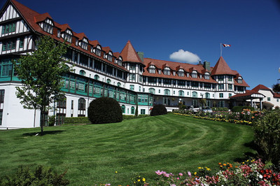 THE ALGONQUIN FIVE STAR HOTEL & RESTAURANT IN SAINT ANDREWS BY THE SEA - THE BIG PICTURE