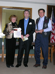 Gerri Varner, Brendan Kearns and Marian Jackson 3rd Place, Professional Division