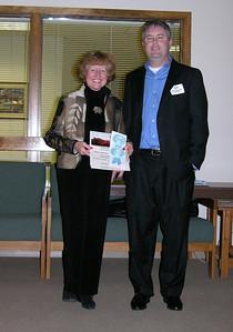 Gerri Varner and Brendan Kearns Honorable Mention (2) Professional Division