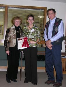 Gerri Varner, LaRysa Marietta and Marian Jackson 2nd Place, Professional