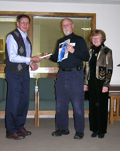 Marian Jackson, Dr. James Pickrell and Gerri Varner 1st Place, Professional