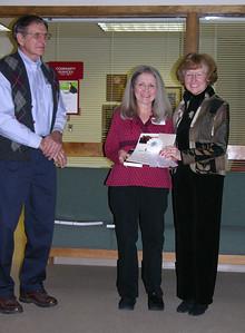 Marian Jackson, Diana Mathis and Gerri Varner Adult Amateur 3rd Place Winner