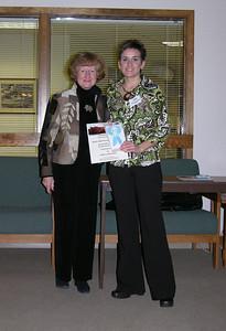 Gerri Varner and LaRysa Marietta  Honorable Mention, Professional Division