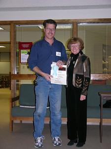 Brad Barton and Gerri Varner Adult Amateur Honorable Mention