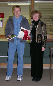 Rob Hasbrouck and Gerri Varner 2nd Place, Adult Amateur