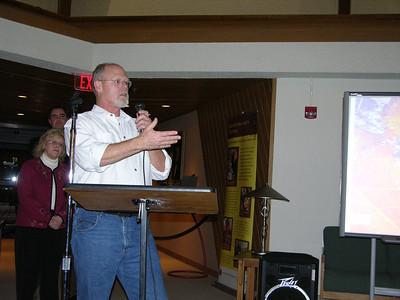 Jim Avelis Critiquing Professional Division Entries