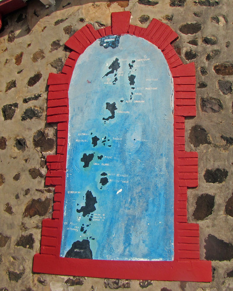 2017_ map of Grenadines on church wall_ Mayreau_Grenadines_IMG_1727