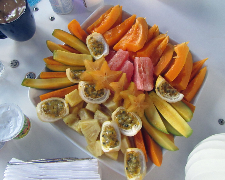 2017_ breakfast on the Imagination_ Tobago Cays_ Grenadines_IMG_1557