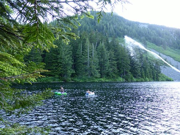 Talapus and Olallie Lakes hike