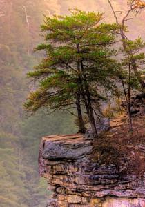 Fall creek Bluff HDR