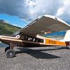 Helio Courier - Wright Air - Noatak River, AK