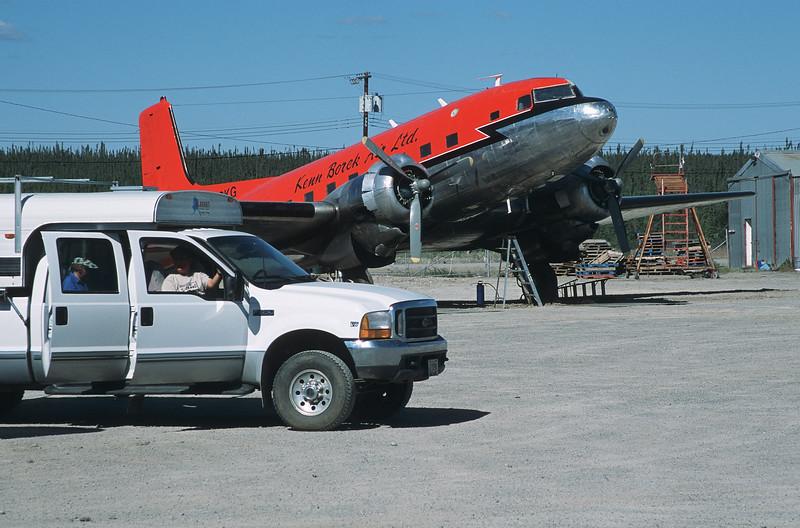 DC-3, Inuvik NWT