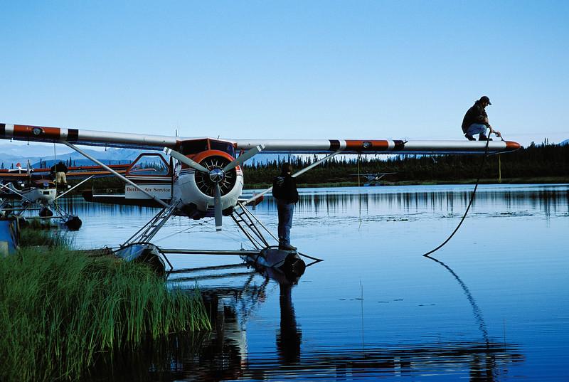 de Havilland Beaver - Bettles, AK