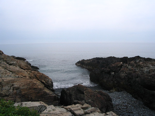 Thunder Hole<br /> Acadia National Park