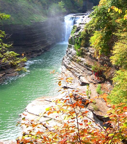 Letchworth Park, New York